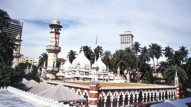 kuala lumpur_jami masjid (2)