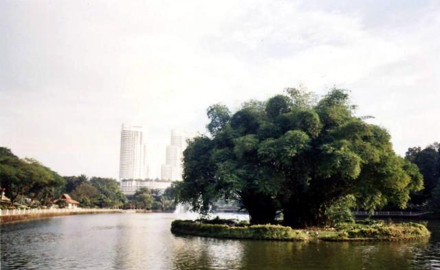 kuala lumpur_lake gardens