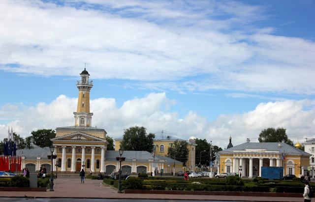 kostroma_main square