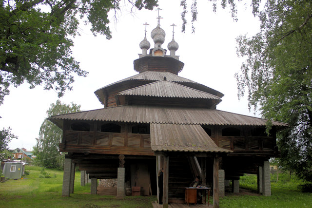 kostroma_museum of wooden architecture
