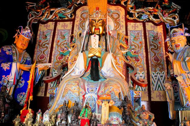 luoyang_guanlin temple