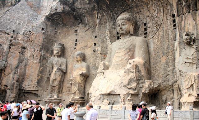 luoyang_longmen caves (3)