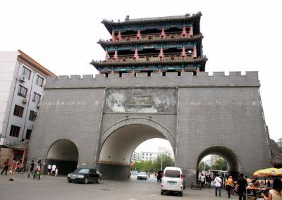 shenyang_city gate