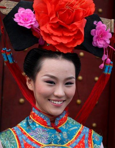 shenyang_young manchurian woman