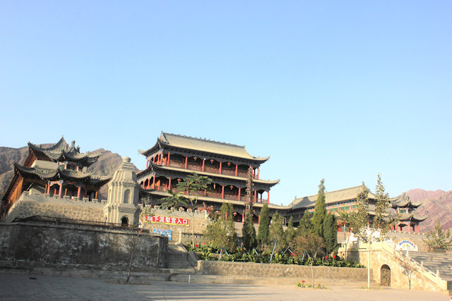 shizuishan_north wudang temple (3)