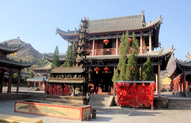 shizuishan_north wudang temple