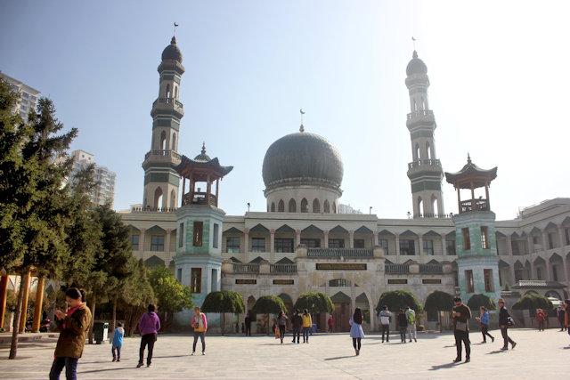 xining_dongguan mosque