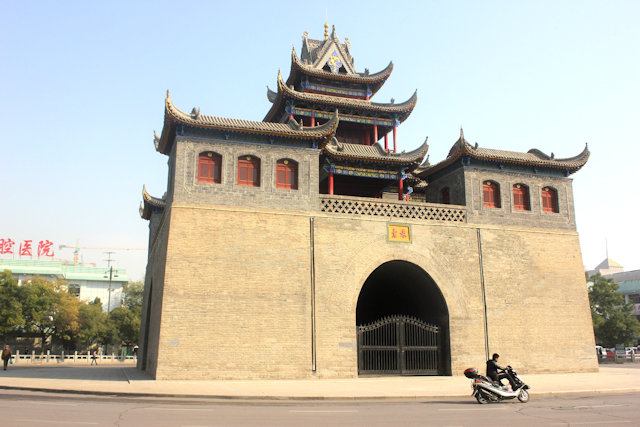 yinchuan_drum tower
