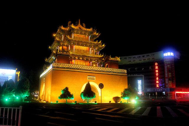 zhongwei_bell tower