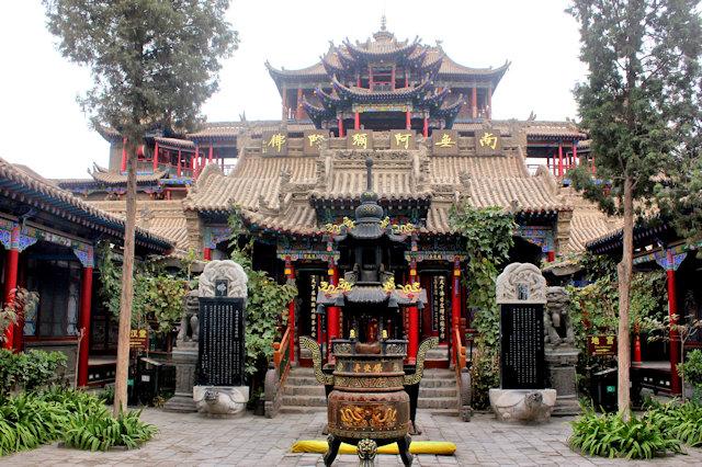 zhongwei_gao temple
