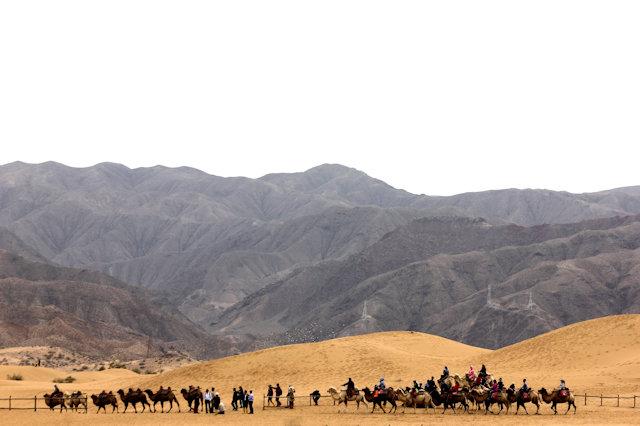 zhongwei_shapotou_tengger desert (2)