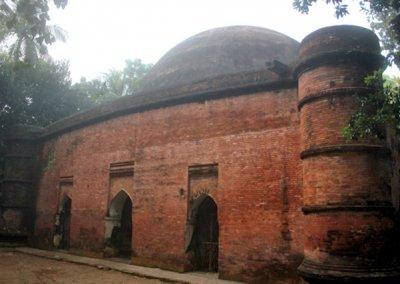 bagerhat_ronvijoypur mosque