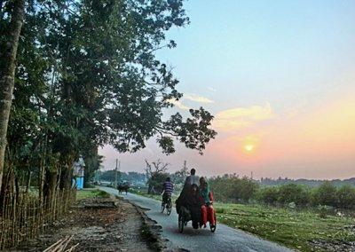 bagerhat_rural scene