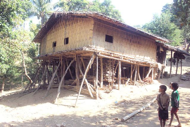bandarban_murong village