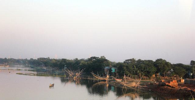 bhairab bazar_river scene