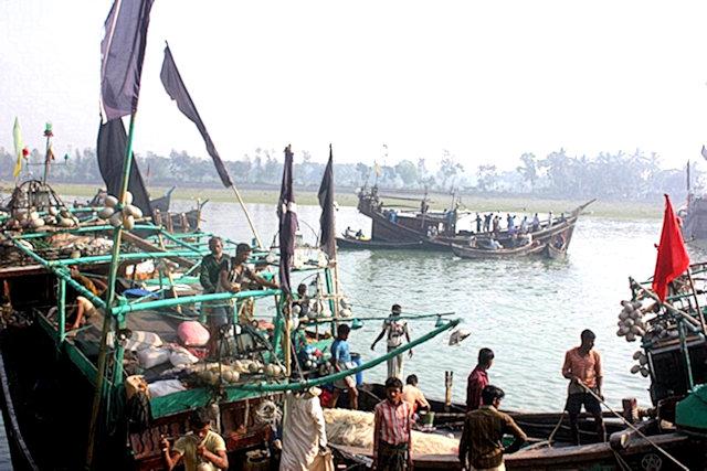 cox's bazar_fish market