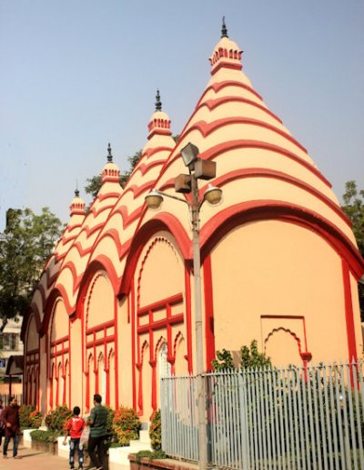 dhakeswari temple