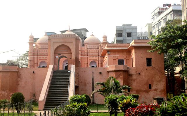 khan mohammed mirdha's mosque
