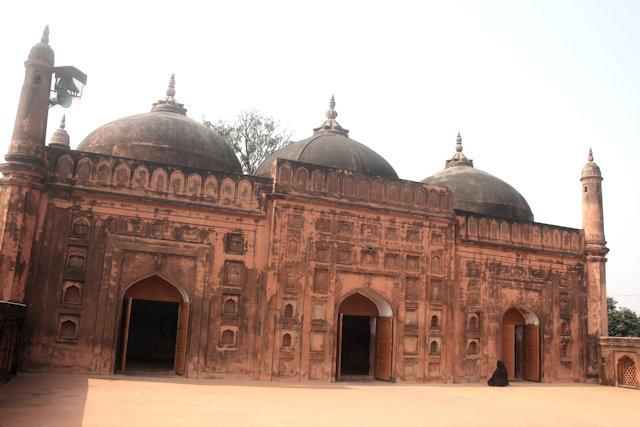 gaur_shah niamatullah mosque