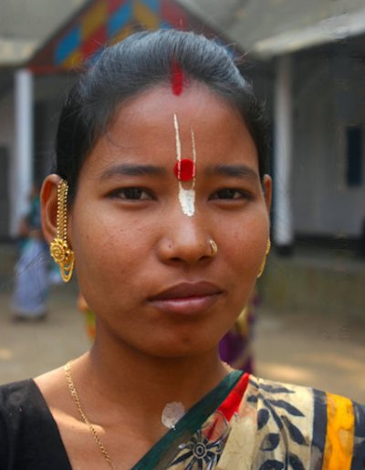 kantanagar_young hindu woman