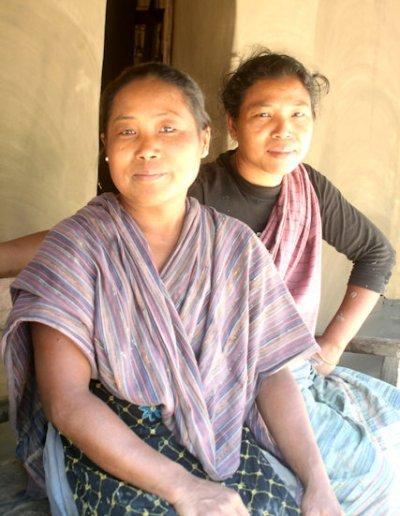 madhupur_garo women