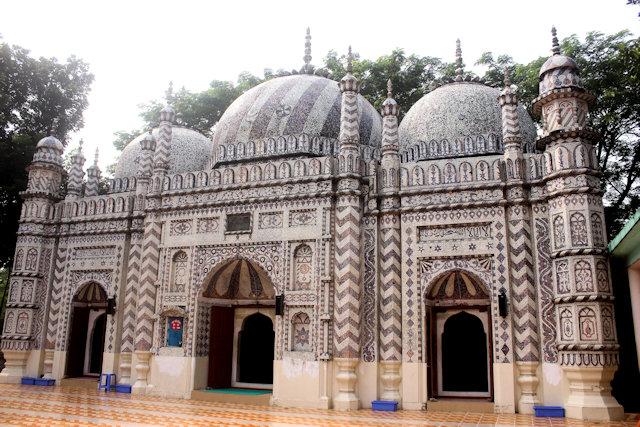 maijidi_bazra shahi mosque