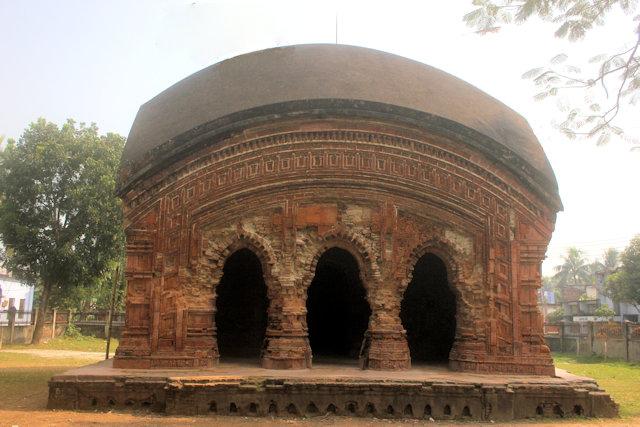 pabna_jor bangla temple