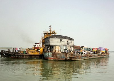 padma river_ferry
