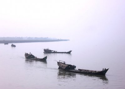 padma river_river traffic