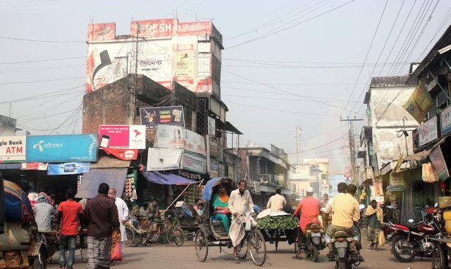 saidpur_street traffic