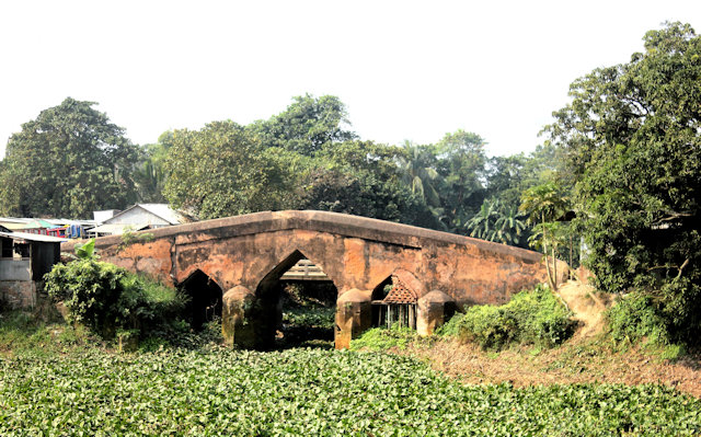 sonargaon_mughal bridge