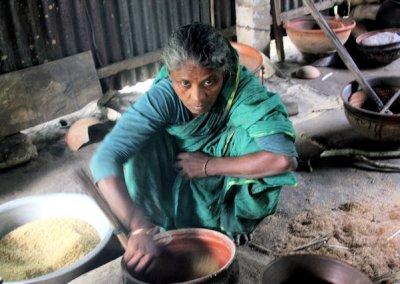 tangail_rice preparation