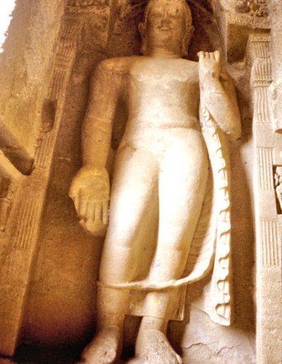 kanheri caves_buddha