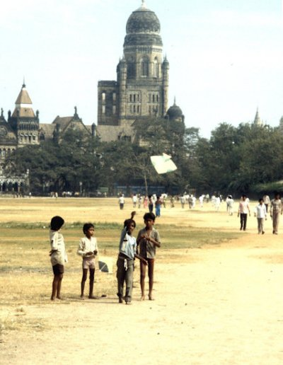 kite flyers and high court buildings