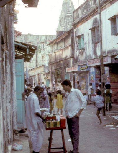 street scene in banganga