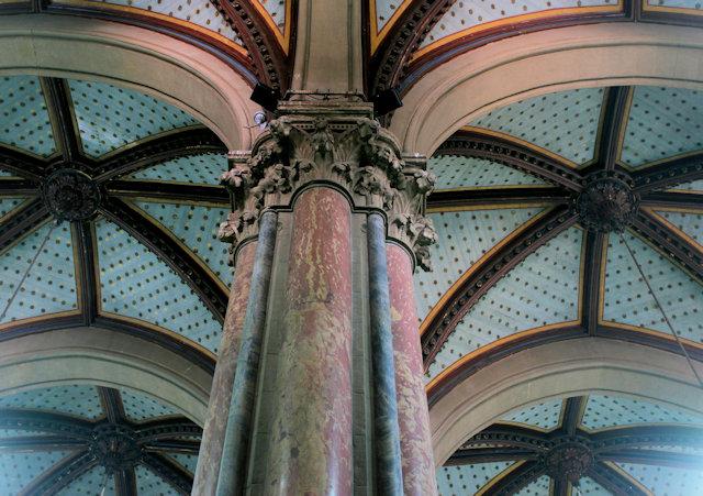 victoria terminus_interior design