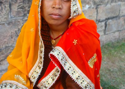 chanderi_young woman