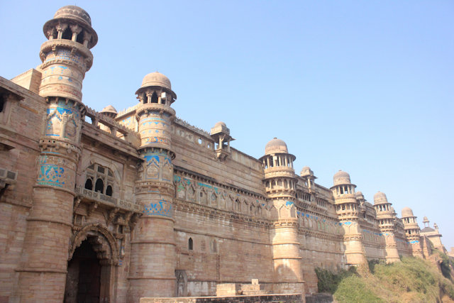 gwalior_fort_man mandir palace_4
