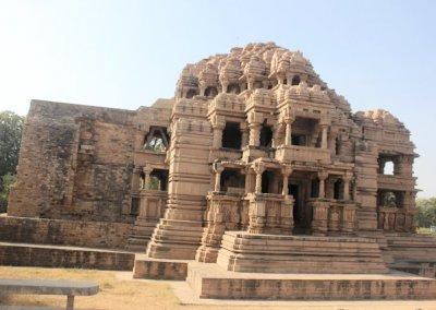 gwalior_fort_saas-bahu temples