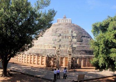 sanchi_stupa 1