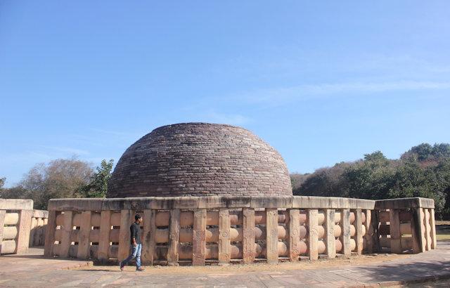 sanchi_stupa 2