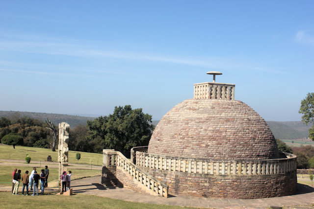 sanchi_stupa 3