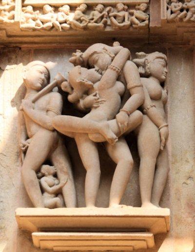 khajuraho_kandariya mahadev temple_4