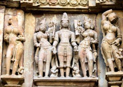 khajuraho_vishwanath temple_2