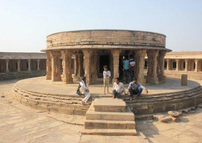mitawali_chausath yogini temple