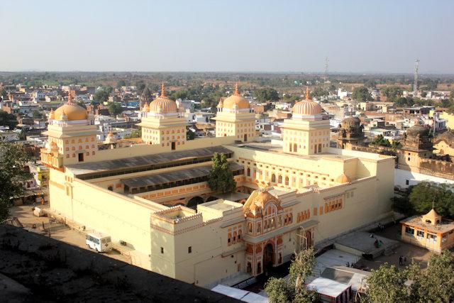 orchha_ram raja temple