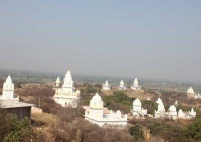 sonagiri_jain temple complex