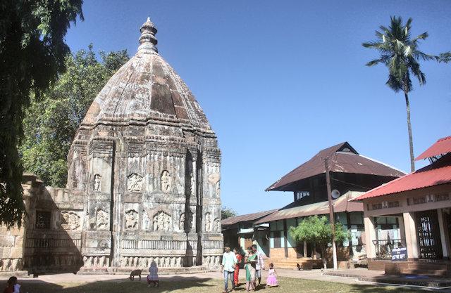 hajo_madhava temple