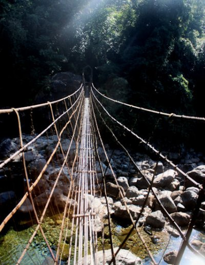 cherrapunji_rope bridge