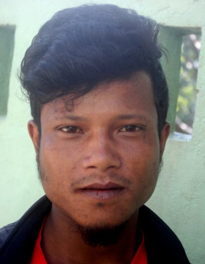 cherrapunji_young man